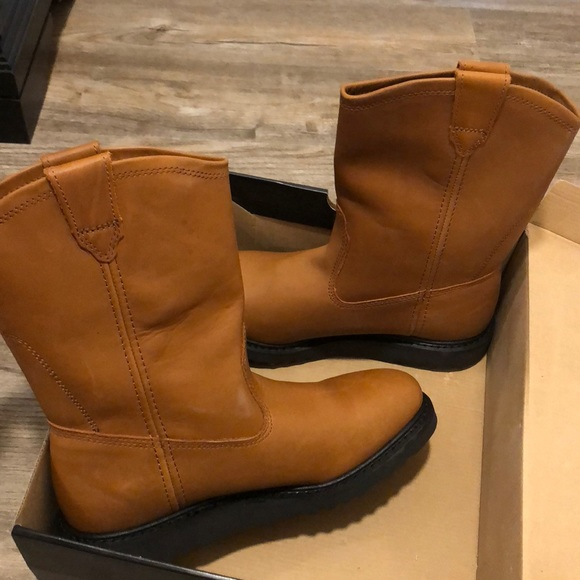 1d1f5d57974 Wolverine Dura Shock Boots NWT
